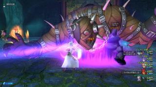 激昂の巨人レイジバルスとの戦闘