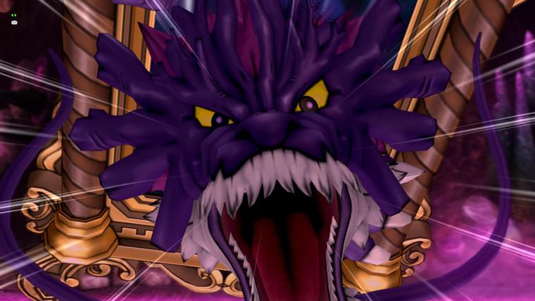 魔瘴竜ジャオマンダ