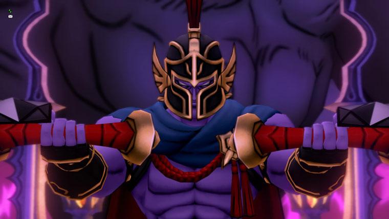 暴虐の邪神ダビヤガ